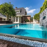 Aquatic Backyard by Centric Design Group 01