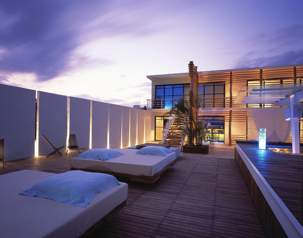 Hotel Deseo Playa del Carmen, Mexico 01