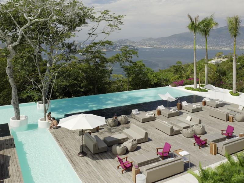 Hotel Encanto in Acapulco by Taller Aragones 04