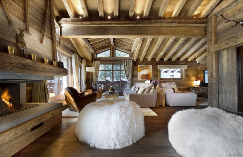 Les Gentianes 1850, Chalet in Courchevel 02