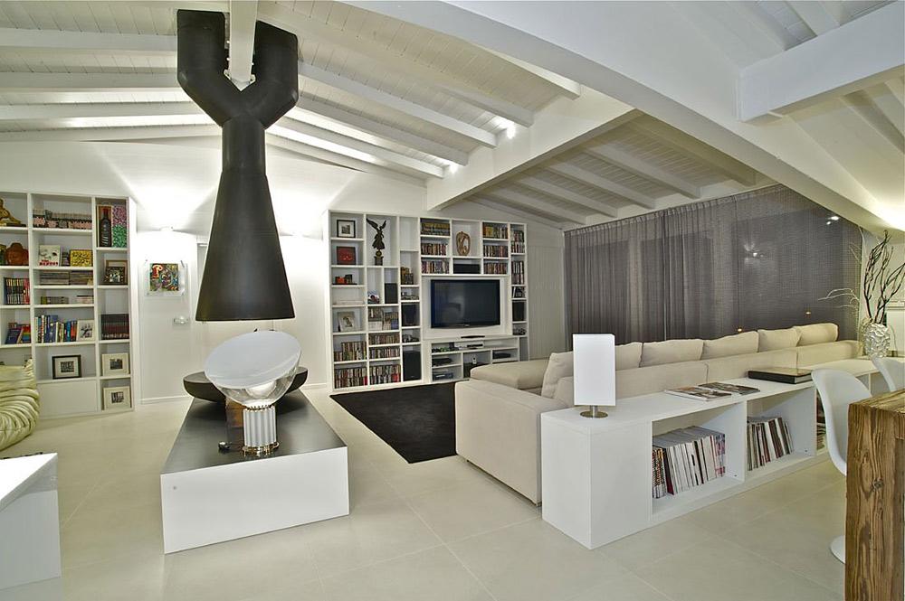 Loft Penthouse by  Fabio Gianoli, Sondrio, Italy 03