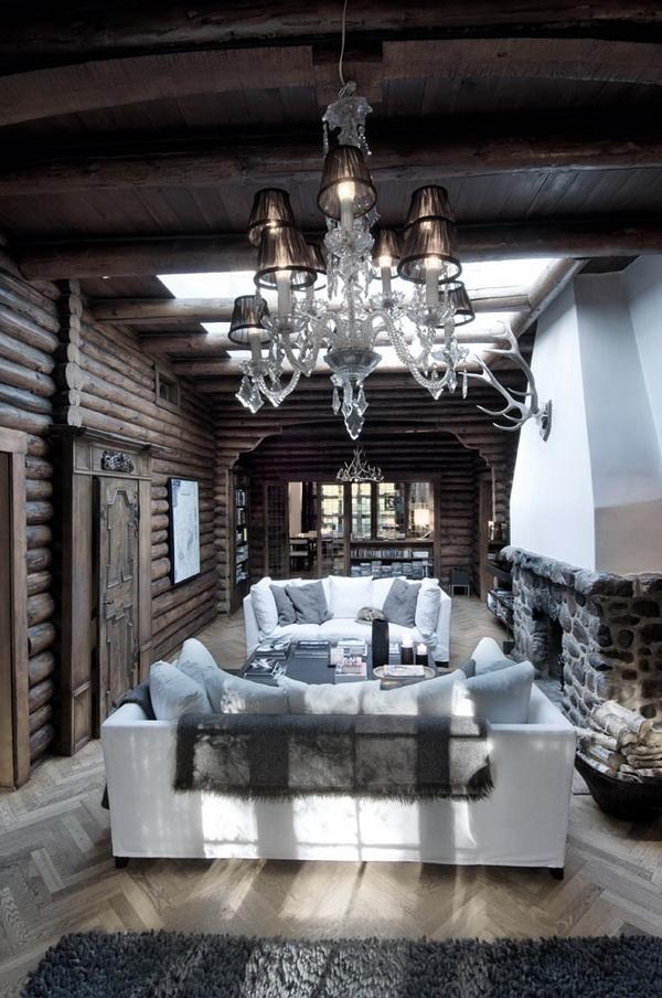 wooden cottage in Denmark 02