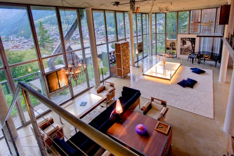Heinz Julen Loft in Zermatt, Switzerland 03