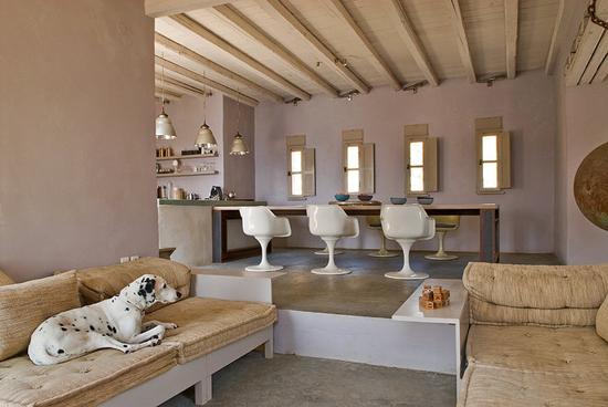 House by George Zafiriou in Serifos, Greece 02