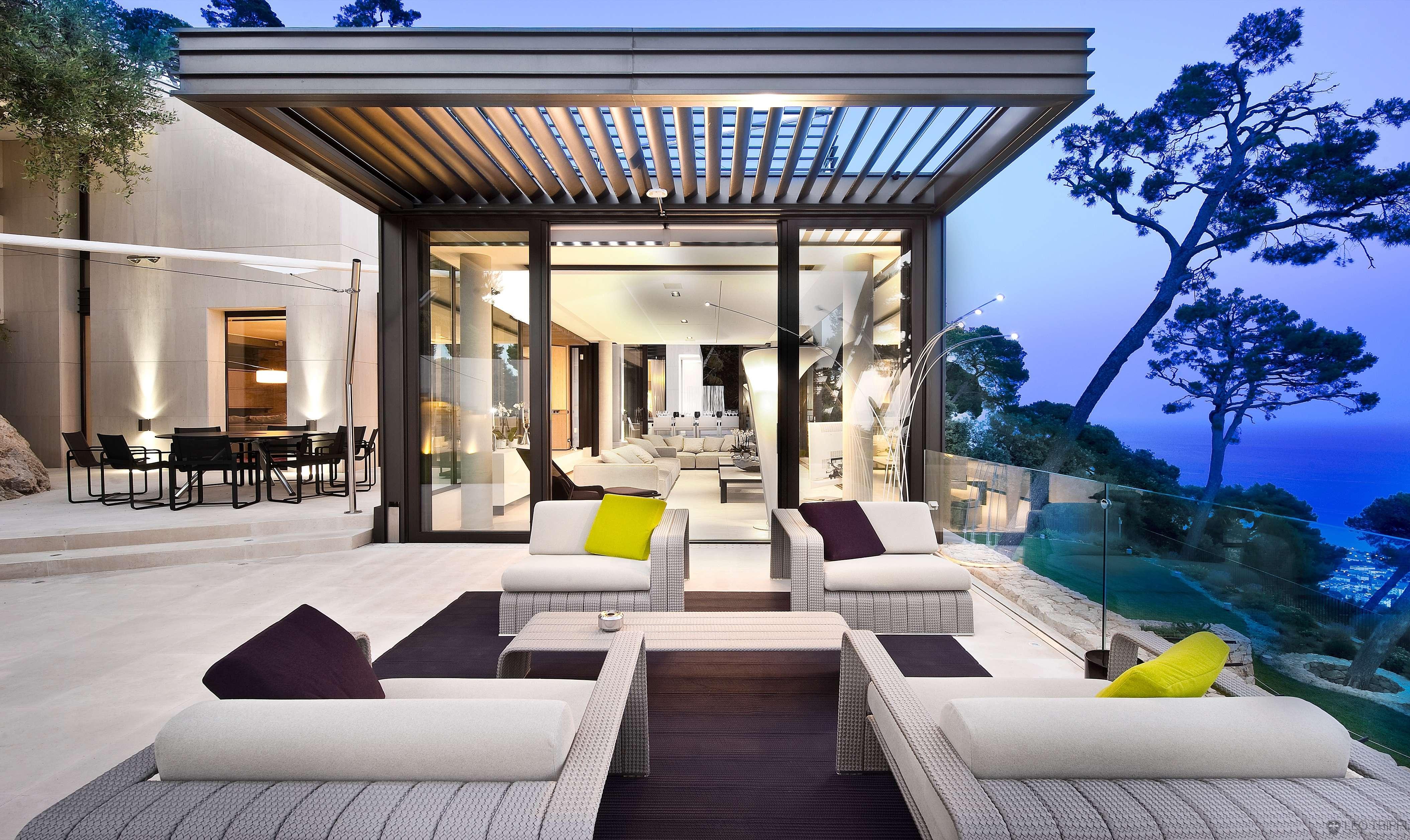 Villa Baie , Côte d'Azur 04