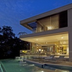 Vaucluse House by Bruce Stafford Architects.