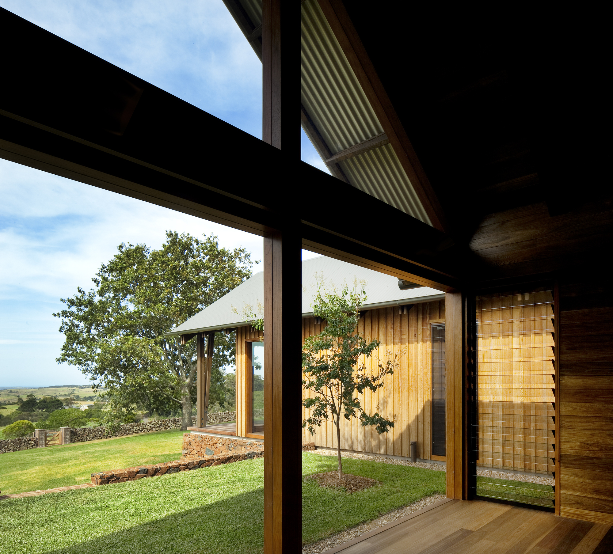 Jamberoo Farm House by Casey Brown Architecture 06