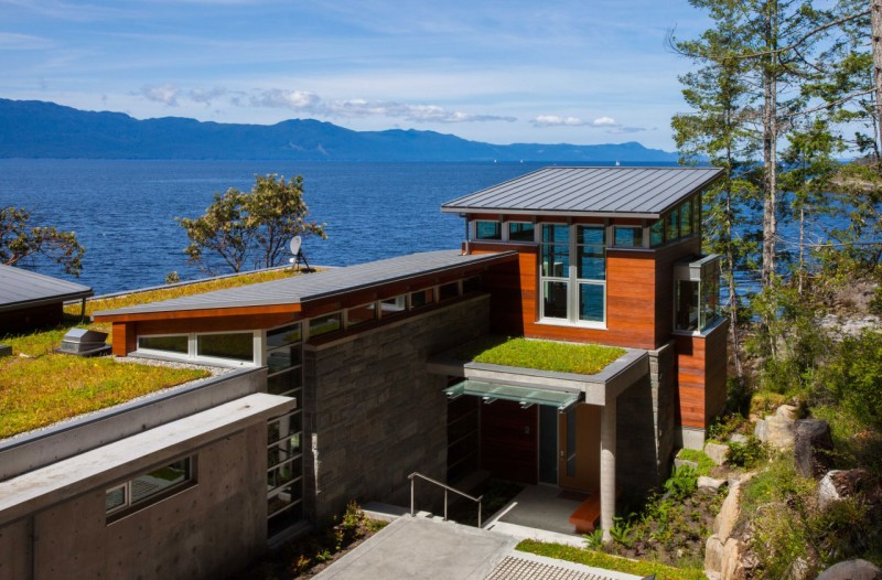 The Pender Harbour House, Canada 04