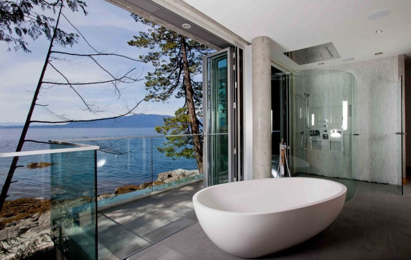 The Pender Harbour House, Canada 10