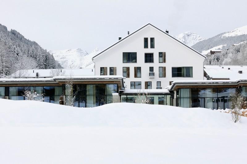 Wiesergut Hotel by Gogl Architekten 02