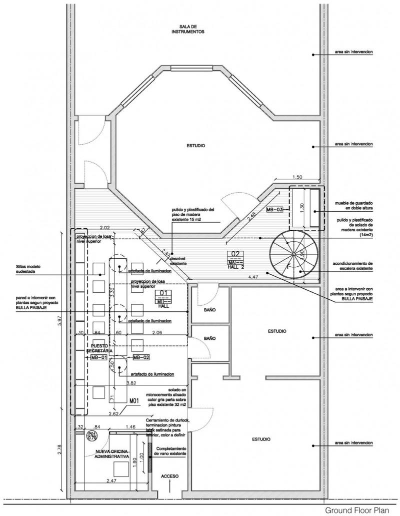 Recording studio floor plans architecture for Music studio floor plans