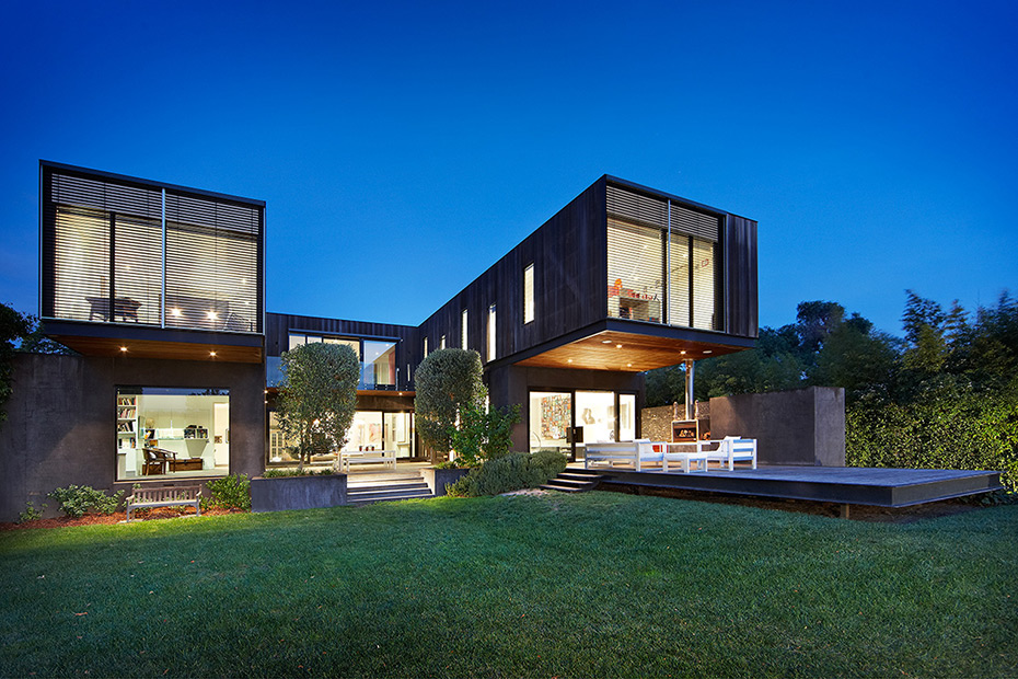 Armandale Residence by Jackson Clements Burrows 13
