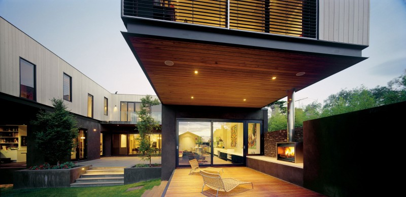 Armandale Residence by Jackson Clements Burrows 14