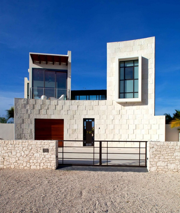 Bonaire House by Silberstein Architecture 15