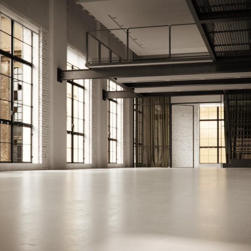 Flat Apartment Definition: Chicago Loft By Studio Gang And Bertrand Benoit.