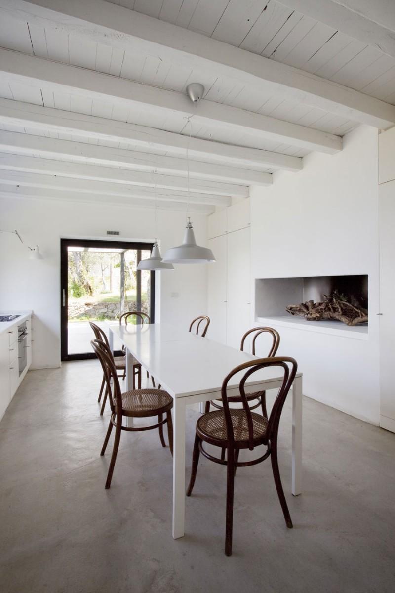 Farmhouse Restoration by A2BC Architects and SibillAssociati 06