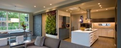 Green Cube LEED Platinum Show Home by RE.DZINE.