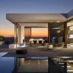 Harborview Hills' by Laidlaw Schultz Architects, Corona Del Mar, California.