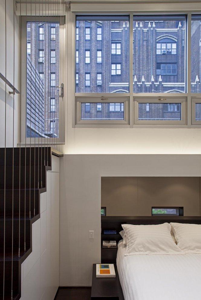 Manhattan Micro-Loft by Specht Harpman 10