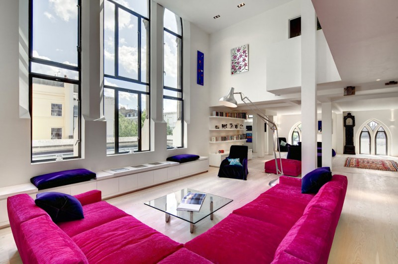 Westbourne Grove Church Conversion by DOS Architects 02