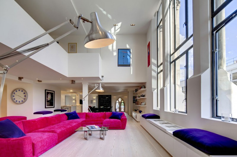 Westbourne Grove Church Conversion by DOS Architects 03