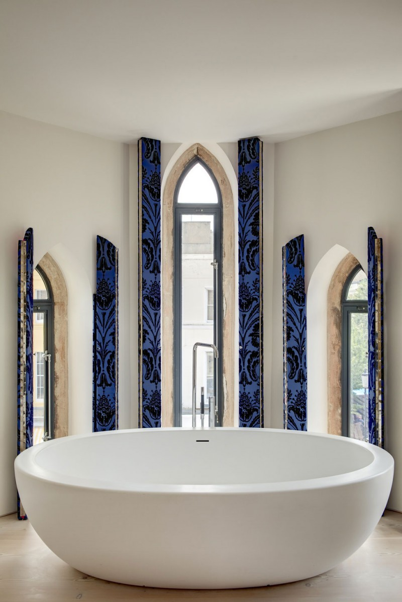 Westbourne Grove Church Conversion by DOS Architects 17