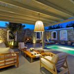 Villa Dafni, Mykonos.