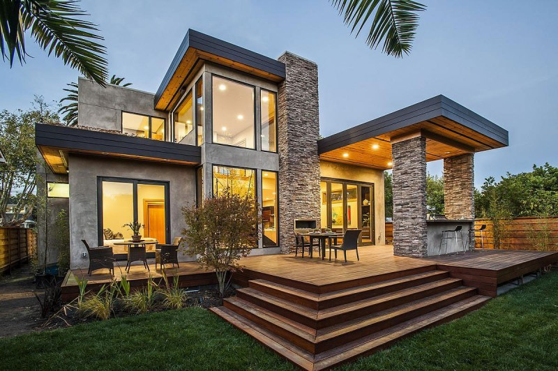 Burlingame Residence by Toby Long Design and Cipriani Studios Design 01