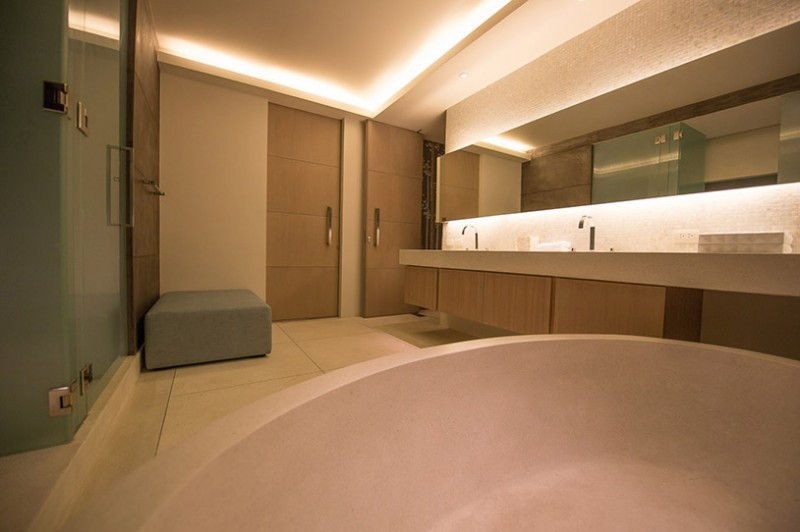 Celadon villa in koh samui thailand myhouseidea - Amazing classic luxury bathroom inspirations tranquil retreat ...