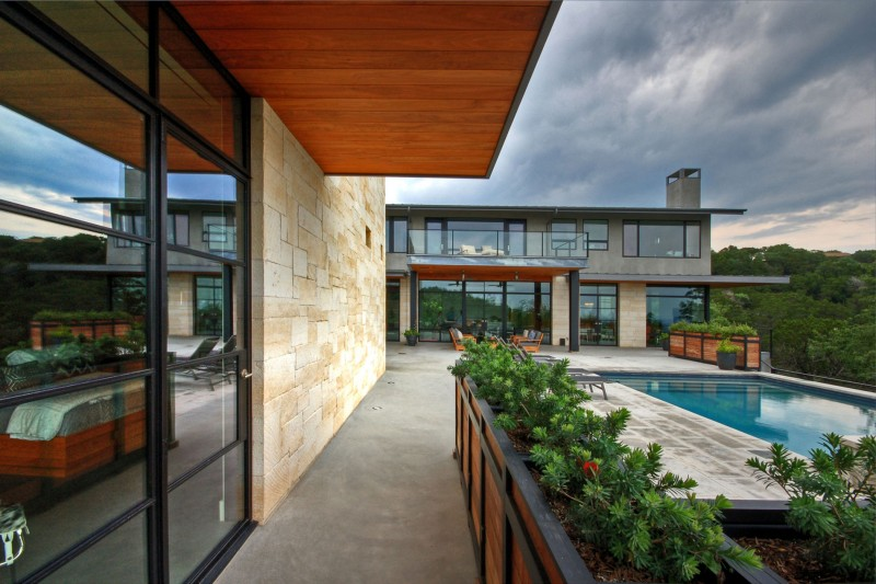 hill country architecture hill country contemporary house paula