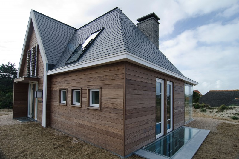 Holiday Home in Vlieland by Van Egmond Total Architecture & FG Projects 02