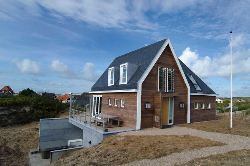Holiday Home in Vlieland by Van Egmond Total Architecture & FG Projects 12