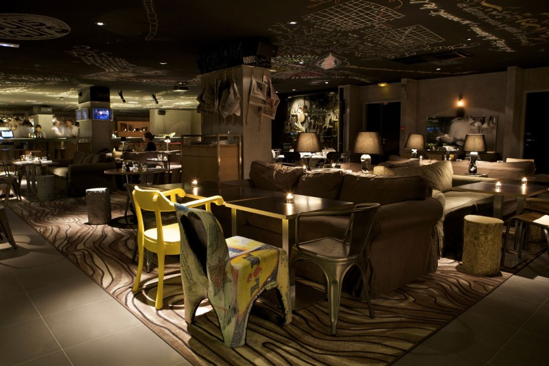 Hotel Mama Shelter Paris by Philippe Starck 04