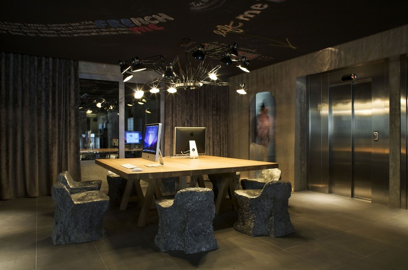 Hotel Mama Shelter Paris by Philippe Starck 09