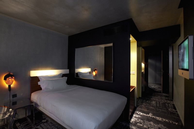 Hotel Mama Shelter Paris by Philippe Starck 13