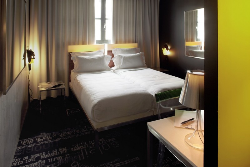 Hotel Mama Shelter Paris by Philippe Starck 14