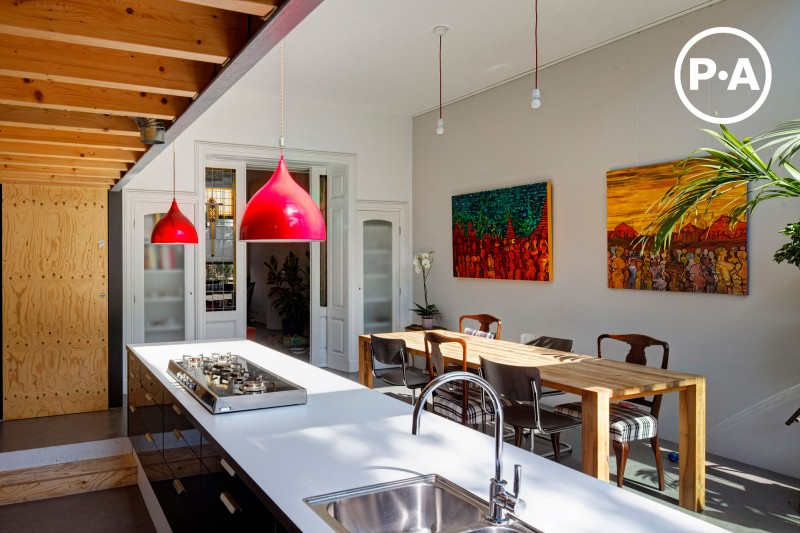 Joyce & Jeroen House renovation by Personal Architecture 03