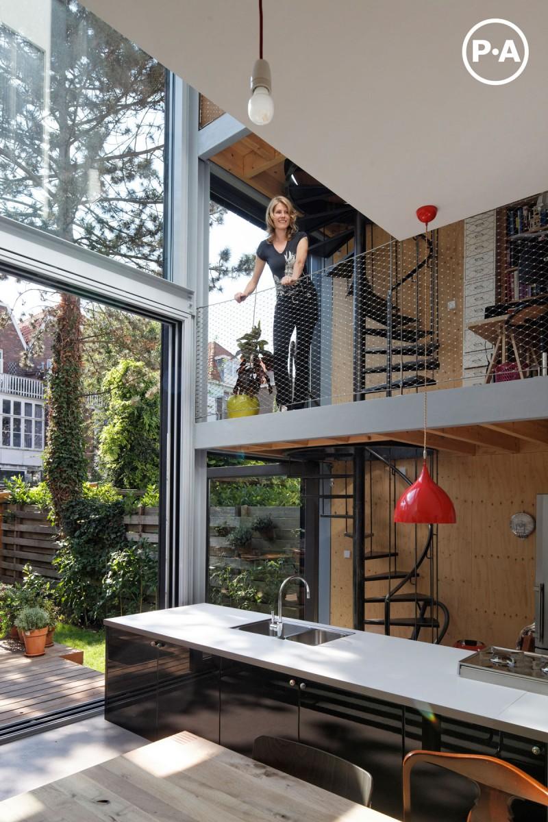 Joyce & Jeroen House renovation by Personal Architecture 05