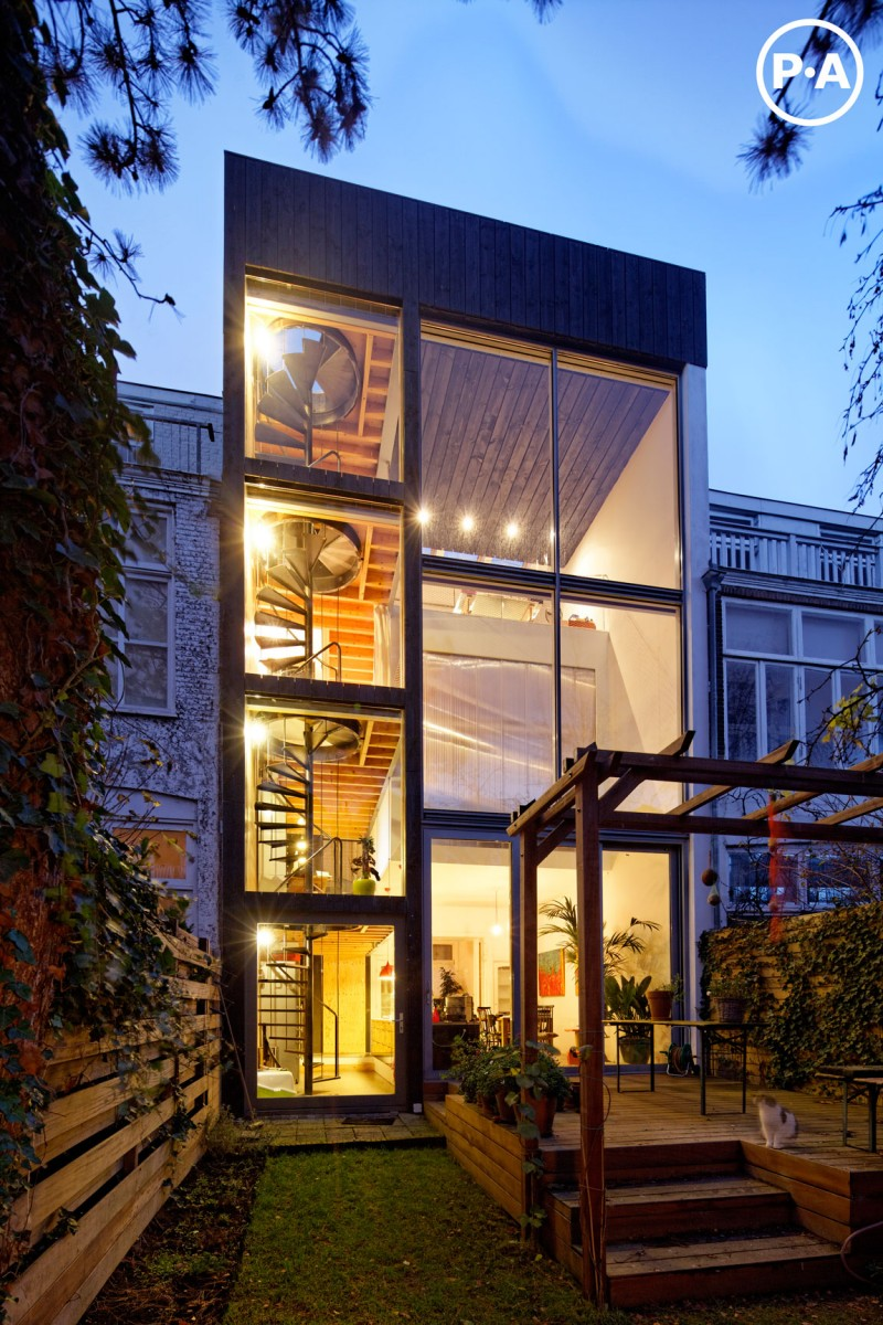Joyce & Jeroen House renovation by Personal Architecture 11