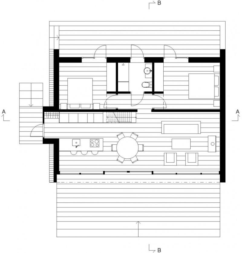 Lodge No 2 by Mats Edlund & Henrietta Palmer 08