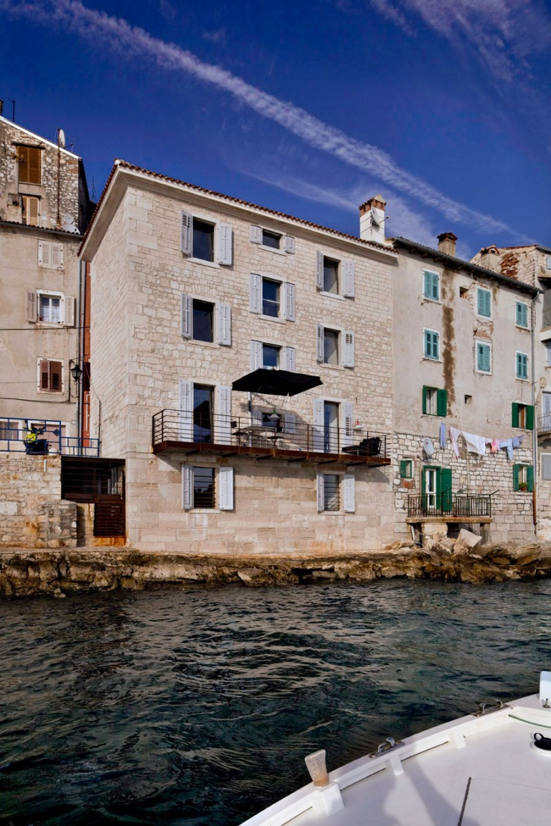 Tower in Rovinj by Giorgio Zaetta Architect 01