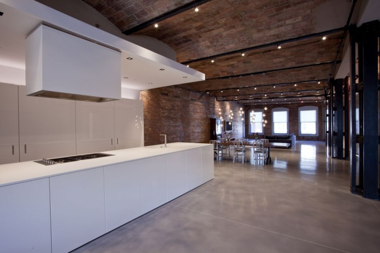 Union Square Loft by Naiztat + Ham Architects 01