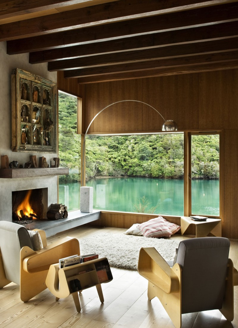 Waterfall Bay House by Bossley Architects 02