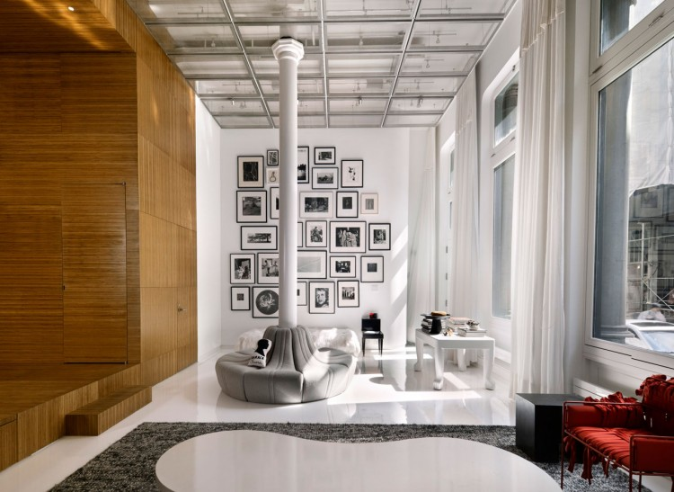 White Street Loft in New York by WORKac 01