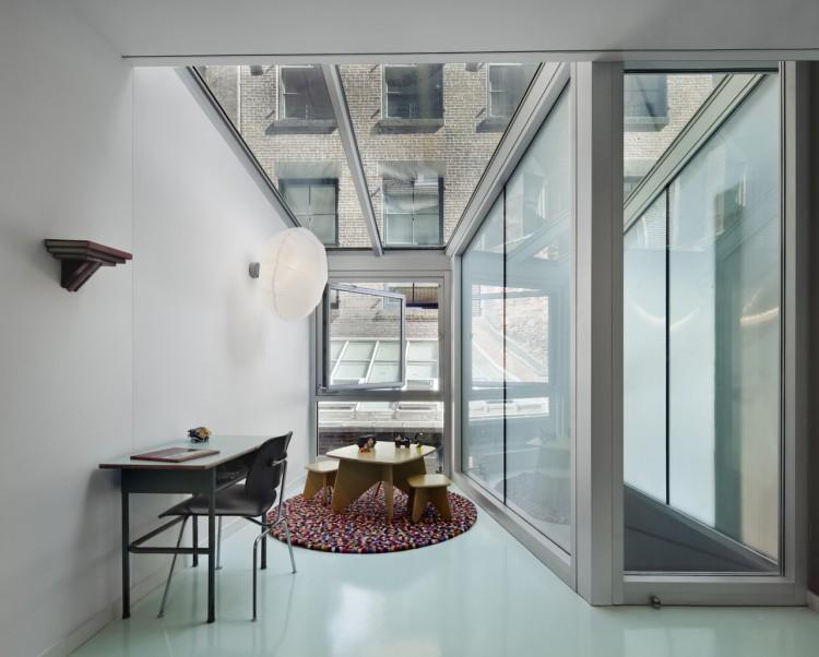 White Street Loft in New York by WORKac 09