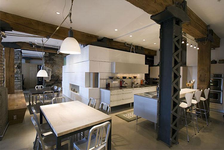 Whitney loft Renovation by Alchemy Architects 01