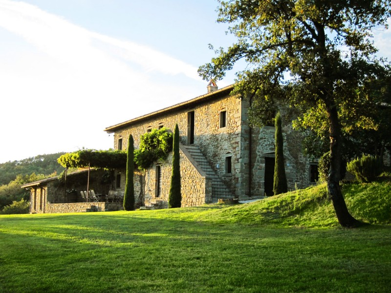 Casa Bramasole, luxury villa in Umbria, Italy 01