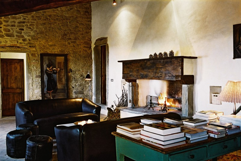 Casa Bramasole, luxury villa in Umbria, Italy 03