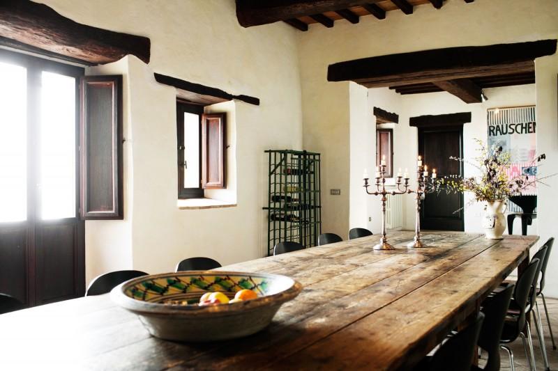 Casa Bramasole, luxury villa in Umbria, Italy 08