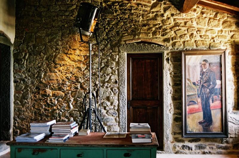 Casa Bramasole, luxury villa in Umbria, Italy 10